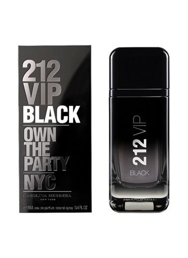 Carolina Herrera  212 Vip Black Edp 100Ml Erkek Parfüm Renksiz